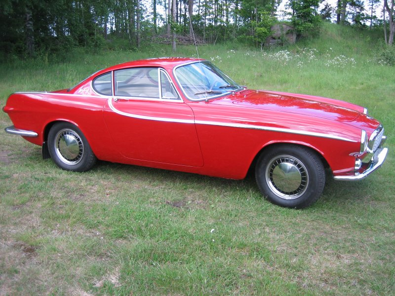 Volvo P1800 Vintage Classic Cars