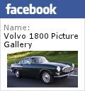 Volvo 1800 Picture Gallery on Facebook