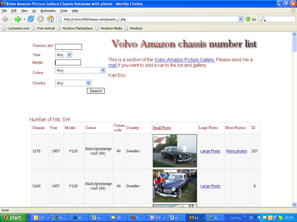 New Page 1 Volvo1800pictures Com