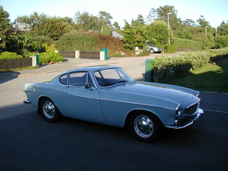 Volvo P1800 Volvo classic cars, From year to year 1967