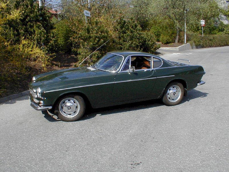 Volvo P1800 Volvo clic cars, From year to year 1968