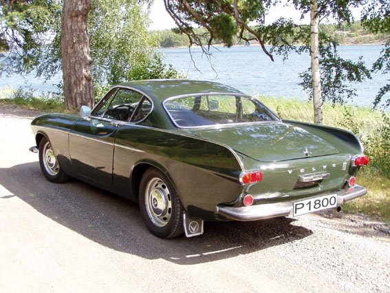 Volvo P1800 Volvo clic cars, From year to year 1969