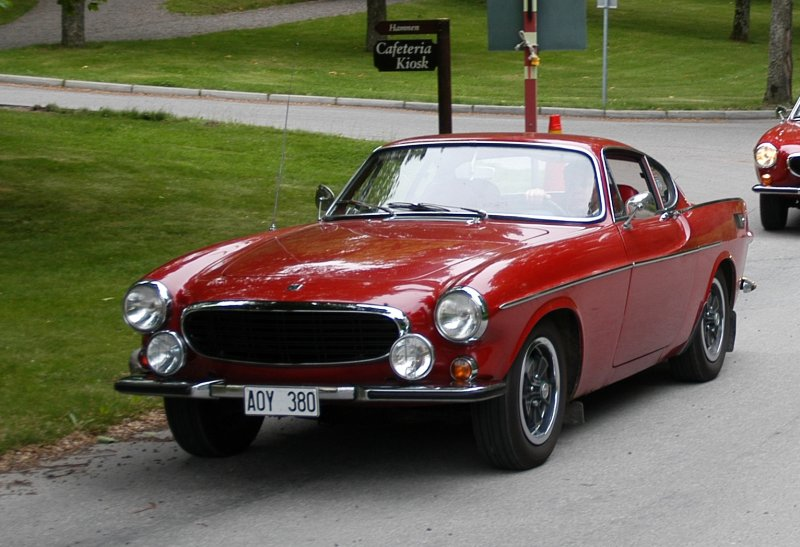 Volvo P1800 Volvo clic cars, From year to year 1971
