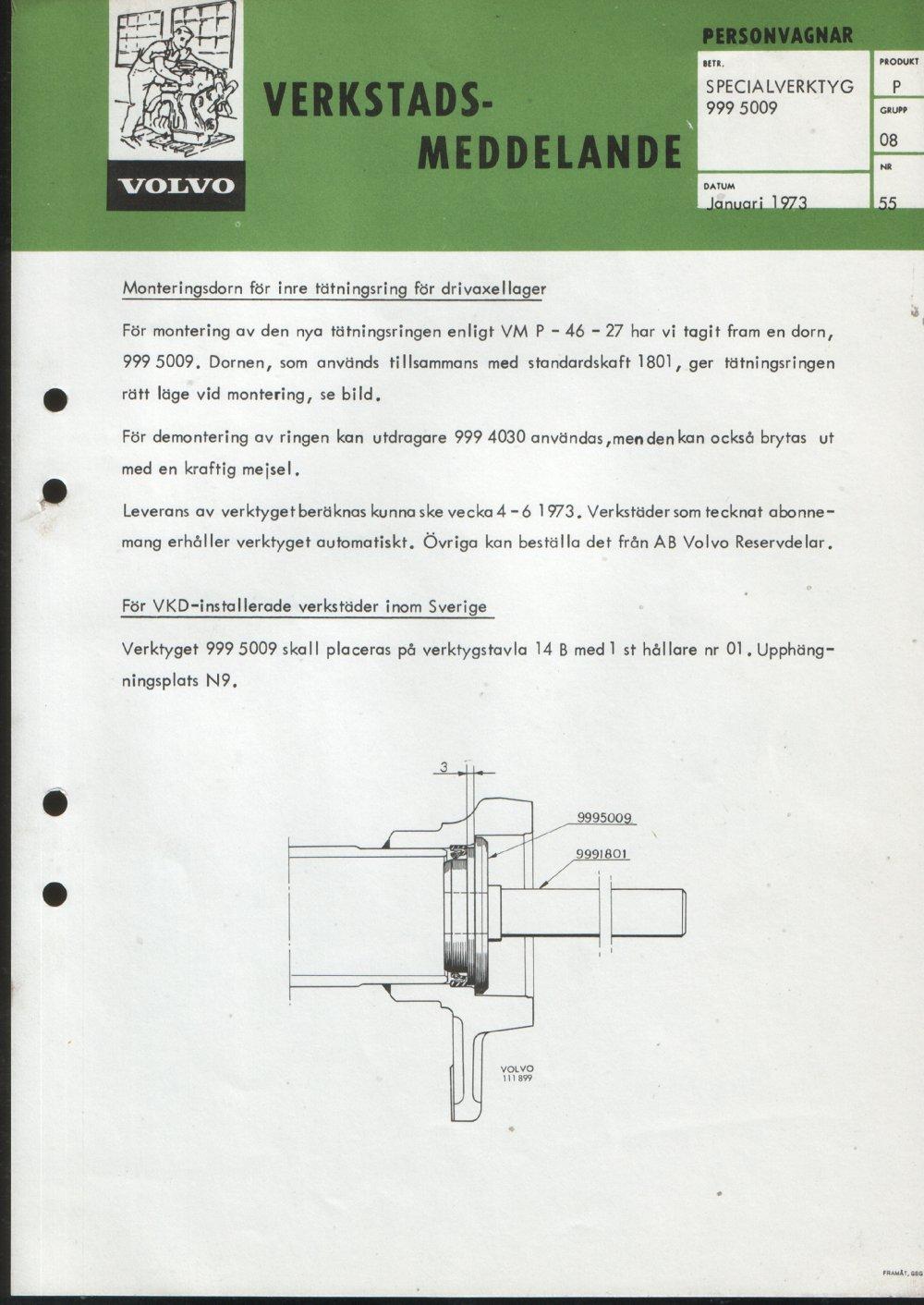 reservdelar pv 444